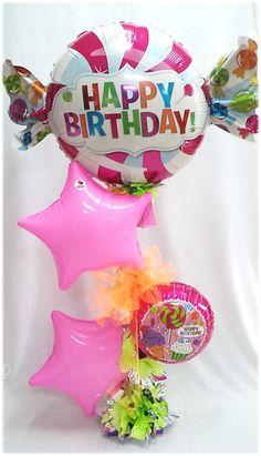 Variedad de #Arreglo #Jumbo de #Cumpleaños, porque siempre hay una #Ocasion!!