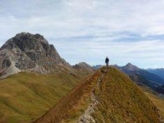 #Wanderung – Höferspitze: http://www.downhillhoppers.com/?p=6622