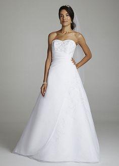 David's Bridal.  OP8518