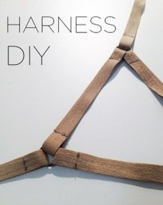 Women's Fashion Harness