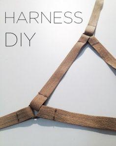 DIY Leather Harness Archives - DeSmitten Design Blog