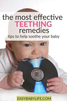 Tips on good teething remedies for baby! Natural teething remedies, best teething remedies, frozen teething remedies, teething remedies for infants and toddlers. Baby Teething Remedies, Natural Teething Remedies, Natural Remedies, Teething Relief, Baby Massage, Kids Fever, Before Baby, Little Doll, Bebe