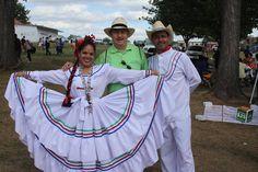 Honduras, Fanart, America, Traditional, Studio, Clothes, Dresses, Design, Fashion