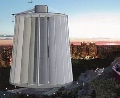 It's a vision of a magnetically levitated wind turbine that can generate one gigawatt of power (enough to power homes). This is the device proposed by a new Arizona-based company, MagLev Wind Turbine Technologies. The company claims that it can Renewable Energy, Solar Energy, Solar Power, Alternative Energie, Wind Power Generator, Magnetic Levitation, Sustainable Energy, Sustainable Design, Energy Technology