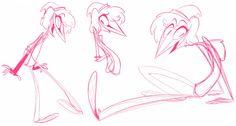 Secret Elijah sketches by Vivziepop. #Zoophobia #Vivzmind
