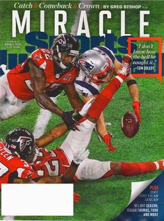 All 51 SI Super Bowl covers : Here is a look back at all 51 Sports Illustrated Super Bowl issue covers. Here is a look back at all 51 Sports Illustrated Super Bowl issue covers. Patriots Sign, New England Patriots Football, Patriots Fans, Sports Illustrated 2017, Broncos Win, Si Cover, New England Patriots Merchandise, Julian Edelman, Boston Strong