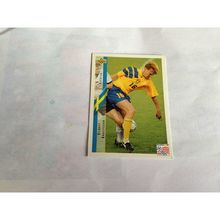 Football Soccer Trading Card Upper Deck World Cup 1994 Sweden Andersson