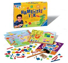 Hamertje tik Monopoly, Lego, Games, Baby, Gift, Kid Games, Training, Playmobil, Products