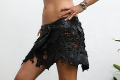 Savage Skirt by jungletribecouture on Etsy, $420.00