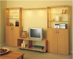 A flexible project that can be adapted to meet your entertainment centre needs