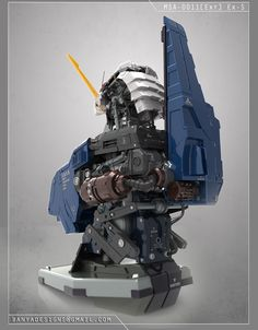 http://www.zbrushcentral.com/showthread.php?194028-Gandam-MSA-0011-ext-EX-S