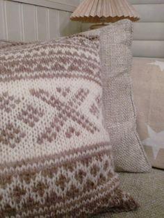 ~inspiration~ APinner: Knitting project *Ü*