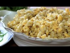 In the first part of this video I show you how to make Galuska (Nokedli/Spaetzle) which is a side dish for Paprikash, Pörkölt or other stewy meats. Hungarian Food, Hungarian Recipes, Spaetzle Maker, Vegetarian Lunch, Large Pots, Cucumber Salad, Recipe Using, Macaroni And Cheese, Fries