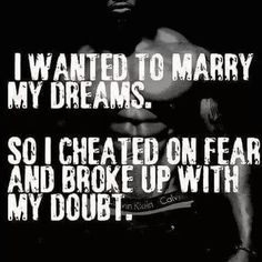 Marry my dreams