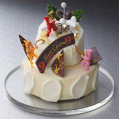 ショコラティエならではのケーキ。【森のクリスマス】
