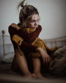 Gorgeous Female Portraits by Jesse Herzog #inspiration #photography