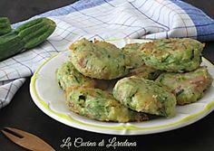 Frittelle di zucchine - Soffici e deliziose