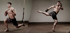 Suspension training techniques have been designed to utilize the whole of your body as a single coordinated system. TRX Suspension Training is a great development step in functional training.