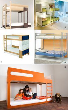 super cool. #bunkbeds