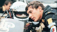 Ayrton Senna e Elio De Angelis - Lotus 97T - 1985