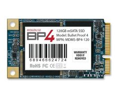 MyDigitalSSD 50mm Bullet Proof 4 BP4 50mm mSATA Solid State Drive SSD SATA III 6G (120GB) by MyDigitalSSD. $99.99. The Next Generation of Bullet Proof SSD Upgrades Have Arrived  MyDigitalSSD proudly introduces the BP4 50mm SATA III 6Gb/s mSATA Solid State Drive for many Tablets, UltraBooks, Hybrids (HDD/mSATA Notebooks), and Desktop PCs.  BP4 SSDs are over provisioned featuring improved Random Read/Write performance and IOPS, extended performance endurance (no slow down no ma...