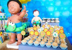 Festa da praia - Bebê.com.br