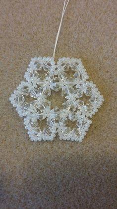 Snowflake ornament (K.KOS)