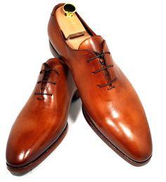 Handmade Uomo scarpe Oscar William (William II) berluti-gucci-prada