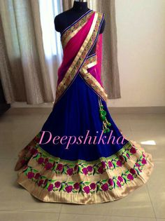 Indian Outfits, Indian Clothes, Tarun Tahiliani, Lehenga Designs, Indian Couture, Half Saree, Indian Ethnic Wear, Traditional Outfits, Asian Fashion