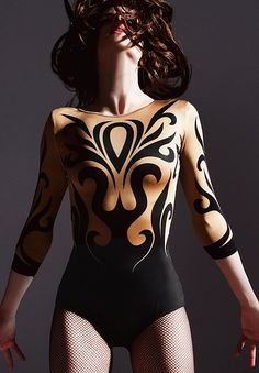 Sensu Enya Dance Body B3| Dancesport Fashion @ DanceShopper.com