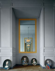 Robert Polidori Documents Over 20 Years Of Restorations At The Palace of Versailles | http://www.yatzer.com/robert-polidori-versailles // Copyright: ROBERT POLIDORI. Courtesy: Mary Boone Gallery and Edwynn Houk Gallery, New York.