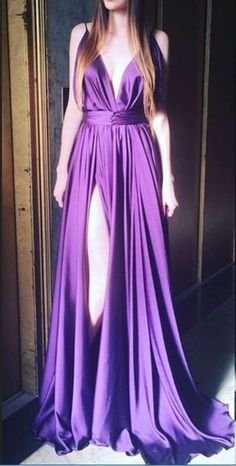 Prom Dresses Ball Gown, Purple Satin Prom Dresses Spaghetti Straps Long Women Evening dress,Custom Made,Party Gown,Cheap Evening dress SantaFe Bridal Cheap Gowns, Women's Evening Dresses, Prom Dresses, Long Dresses, Formal Dresses, Long Gowns, Bridesmaid Dresses, Ladies Dresses, Dance Dresses
