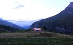 #bed #mountain #alps #swiss_alps #hotel #null_stern_hotel #an_open_air_room #noipic