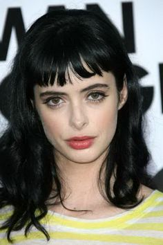 Image result for medium length hairstyles with short bangs