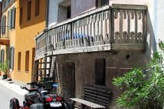 BRP - CanAm Spyder & old balcony, Slovenia Can Am Spyder, Slovenia, Rally, Balcony, The Incredibles, Cool Stuff, Balconies