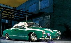 Karmann Ghia - so in love with this color