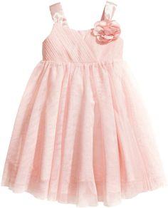 H&M - Tulle Dress - Light pink - Kids