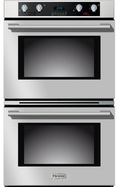 "Verona VEBIEM3030DSS 30"" Electric Wall Oven European Convection Stainless Steel"