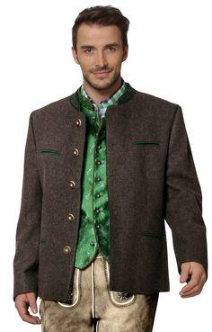 Trachten walkjanker Jacket Janker Traditional Jacket trachtenjanker Hunting Loden Jacket