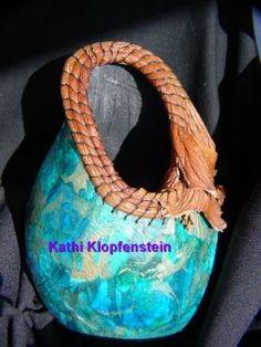 Kathi Klopfenstein as shown at LA Gourd 2003