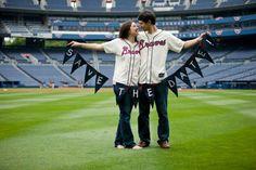 Save the date at Turner Field Atlanta! Go Braves!