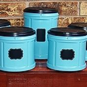 Fabulous Folger's Coffee Plastic Container Upcycle - paulaj10184@gmail.com - Gmail
