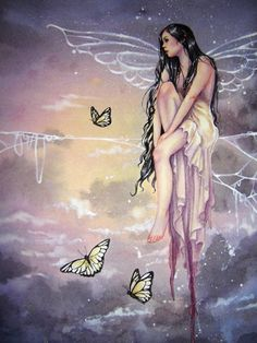 "Selina Fenech Fairies | ... Princess"" @ Selina Fenech – Fairy Art and Fantasy Art Gallery"