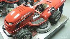 Honda Building 130 MPH Lawn Mower