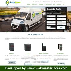 Opal Infotech has launched a responsive website - www.trusths.com in Wordpress platform for Trust Home Services, which is Ontario, Canada based company providing a wide range of heating, cooling, water treatment and air purification systems. To Find more Wordpress websites, visit at http://www.webmasterindia.com/portfolio/ or more details mail us on biz@webmasterindia.com.  #OpalInfotech #ResponsiveWordpress #ResponsiveWordpressWebsite #WebDevelopment #WordpressWebsites