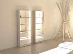 Balou skoskab med spejl | Køb online på Bilka.dk