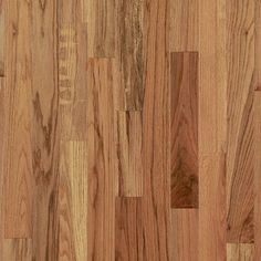 Rustic Natural Oak Smooth Solid Hardwood - 3/4in. x 3 1/4in. - 942772875   Floor and Decor