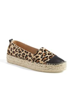 Kenneth Cole Reaction 'Espa Zee' Platform Espadrille (Women) available at #Nordstrom
