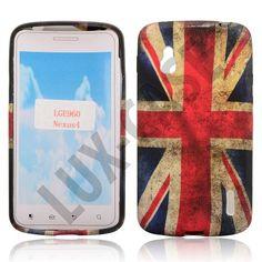 Google Nexus 4 Deksel - UK