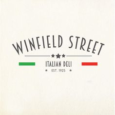 Italian Deli est. 1925 needs a new logo! Easy and quick gig - need your expert spin for this classic